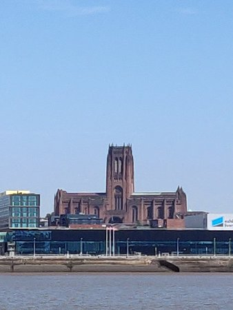 Bilde fra Liverpool: River Cruise og Hop-On Hop-Off Bus Tour
