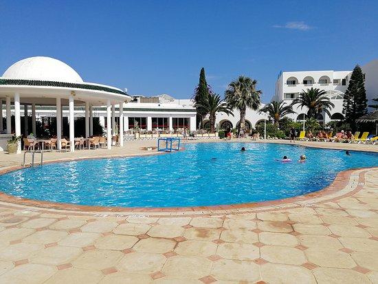 Zodiac Hotel Hammamet Tunisie Voir Les Tarifs 484 Avis Et 680