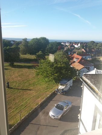 The Links Country Park Hotel: View from the tower