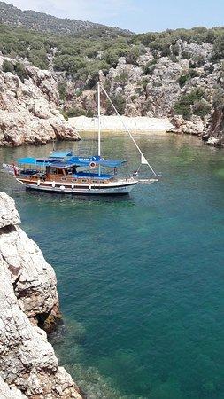 Volkan Boat Trip- Day Tours