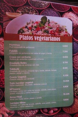 Alkasbah: La página de platos vegetarianos! Una maravilla!