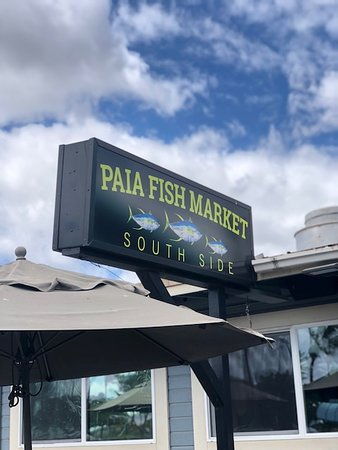 Paia Fish Market: Cozy place with the best eats.