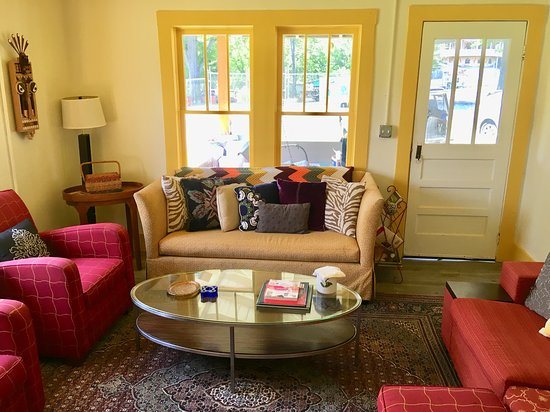 Stay overnight in AirBnB #2  Living Room  Reserve by calling