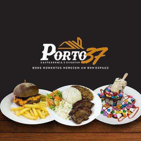Cambe, PR: Pratos a La Carte, Burgers Artesanais, Porções, Sobremesas Gourmet e Espaço Kid's.