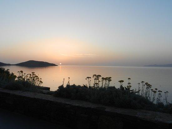 Tui Sensimar Elounda Village Resort & Spa by Aquila: Lever de soleil