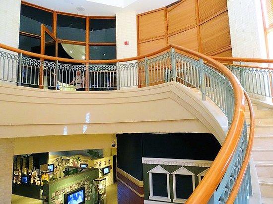 World Golf Hall of Fame: inside hall of fame