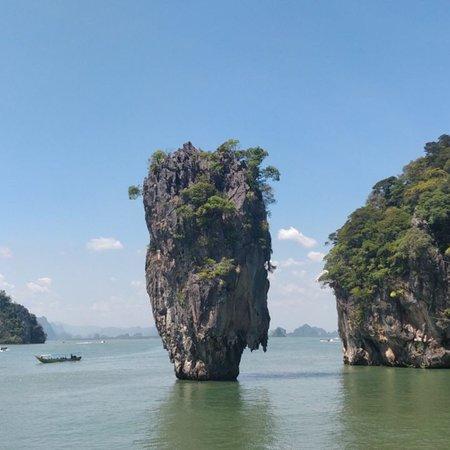 Bilde fra James Bond Island