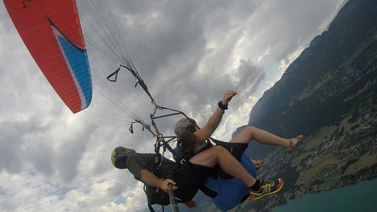 Annecy Aventure: My daughter's experience.