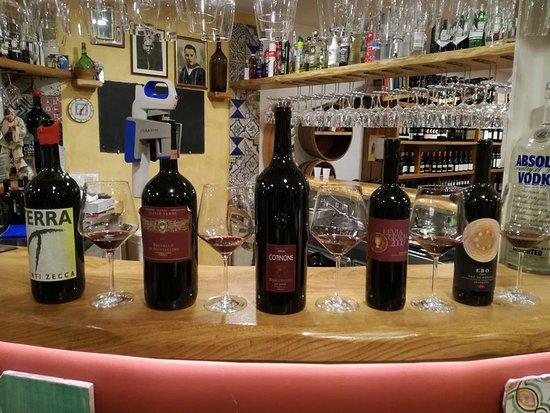 Sant'Agnello, Italien: alcuni dei nostri fantastici vini d'annata