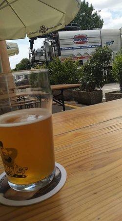 Rooster house: Birra con spurgo