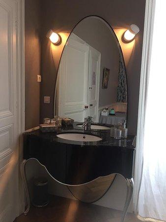 La Maison d'Hôtes Nantes Centre: Chambre Pommeraye