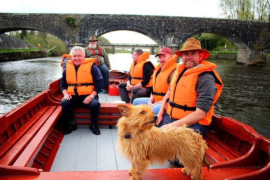 Boattrips.ie: Oscar leading the way