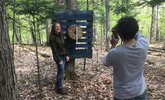 Bush Poker Axe Throwing Muskoka