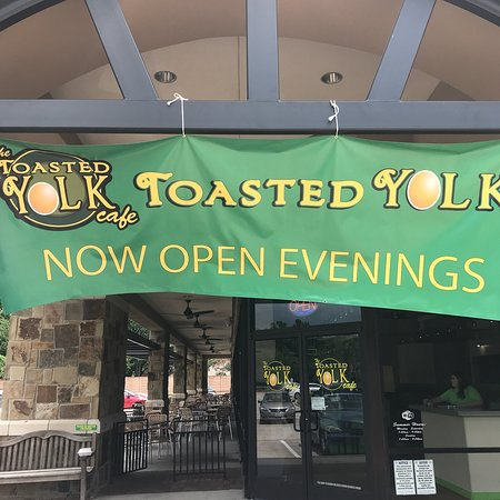 The Toasted Yolk Cafe
