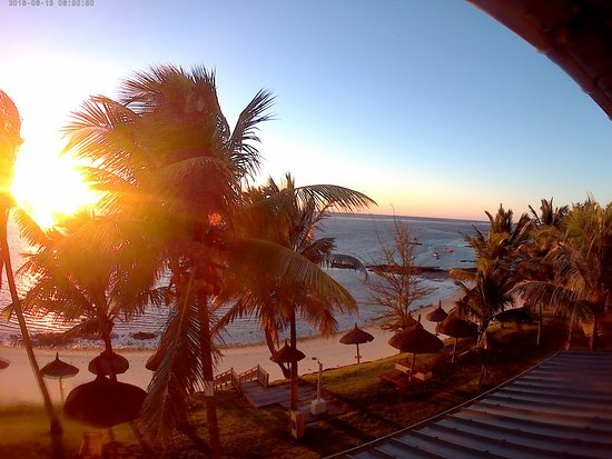Solana Beach Mauritius: unbelievable views from room