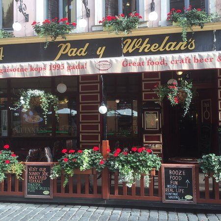 Bilde fra Paddy Whelan's Pub