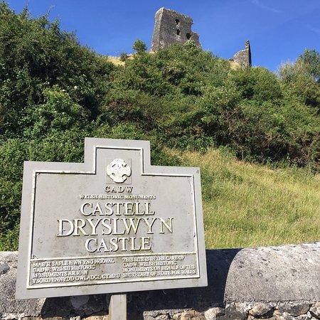 Dryslwyn Castle – fénykép