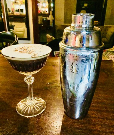 Nelsons Gastropub: Cold cafe martini