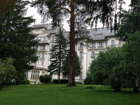 Hotel Palace: Отель