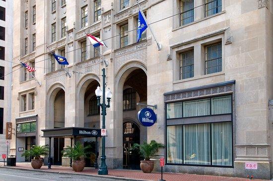 Hilton New Orleans St. Charles Avenue Hotel