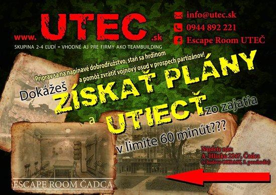 Utec Escape Room