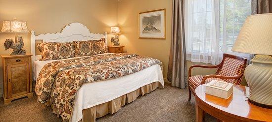 Victoria Inn: Garden House - King Bedroom