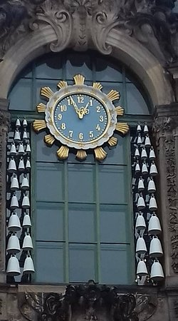 Цвингер: Dzwoneczki w Pawilonie Miejskim