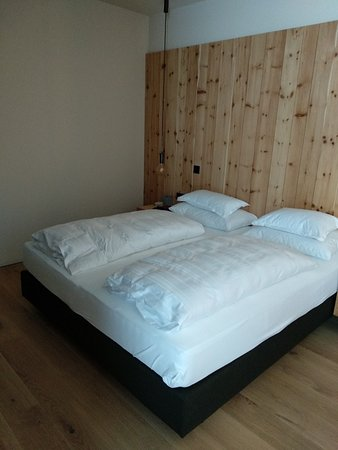 Hotel Pfoesl: Letto