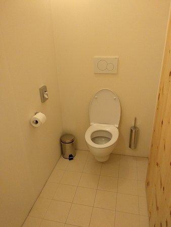 Hotel Pfoesl: WC