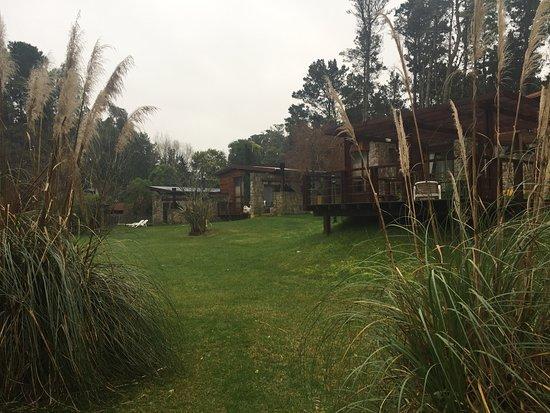 Cabanas San Dionisio: Parque