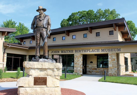 Winterset, IA: The John Wayne Birthplace Museum