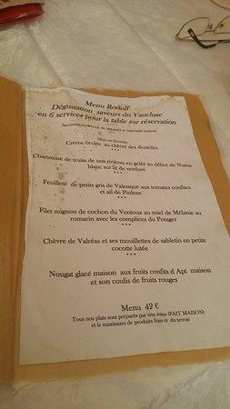 Violes, France: rien à dire de plus