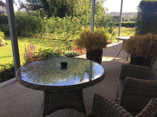 The Woodland Spa: Fabulous secret garden!