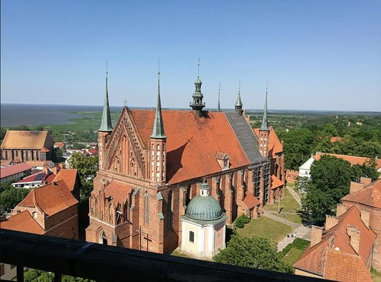 Bell Tower of Frombork Cathedral