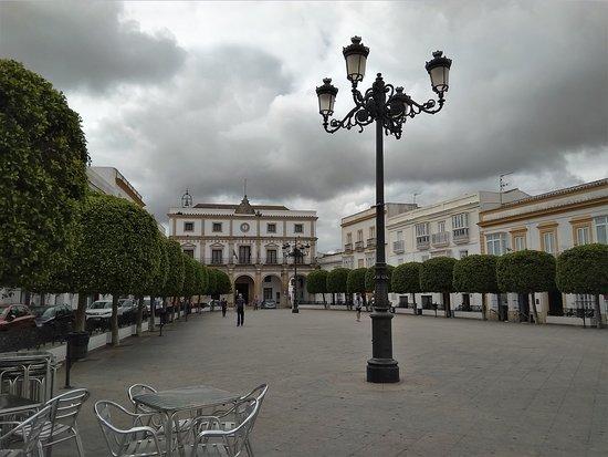 Plaza de Espana: Plaza de España