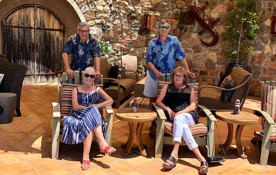 B. Wise Vineyards Foto