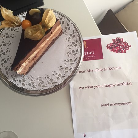 Remisens Premium Hotel Kvarner: Beautiful hotel, friendly staff, special thanks to the Management to think of me at my birthday
