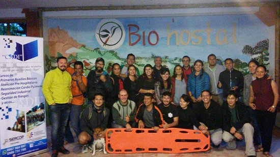 Bio Hostal Mindo Cloud Forest Photo