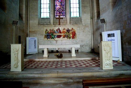 Saint-Jean-aux-Bois, Frankreich: la sancutaire