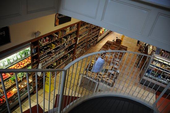 McCambridge's of Galway: Lower floor