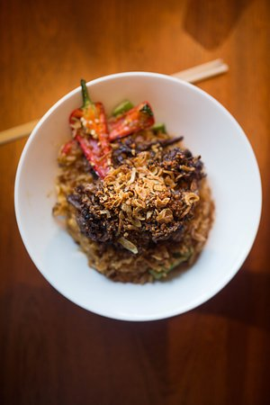 Sway: Beef Fried Rice