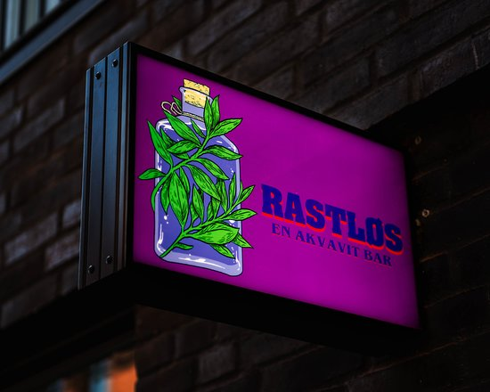 Rastløs - Akvavit Bar Copenhagen
