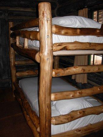 Grand Canyon Lodge - North Rim: bunk beds