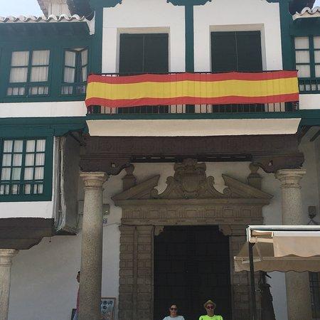 Bilde fra Corral de Comedias de Almagro