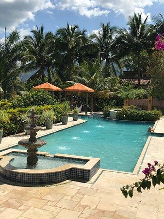 Sleeping Giant Rainforest Lodge: Pool