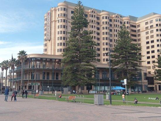 Glenelg, Australia: The Stamford Grand Hotel