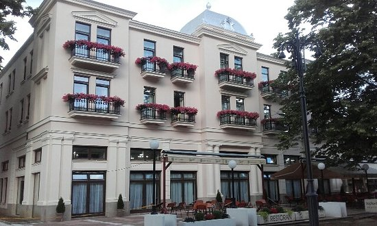 Zepter Hotel 57 7 5 Prices Reviews Vrnjacka Banja