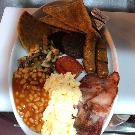 Greyfriars Cafe: lovely cafe