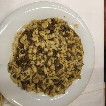 Chalet rifugio al faggio: Piatti tipici da assaggiare