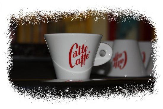 Cerrione, Italien: Questo è il nostro nuovo caffè...eccellenza artigianale regione Piemonte